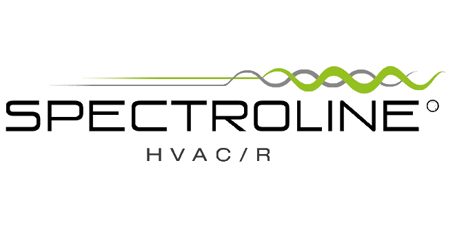Spectroline HVAC/R logo Huddleston Ltd